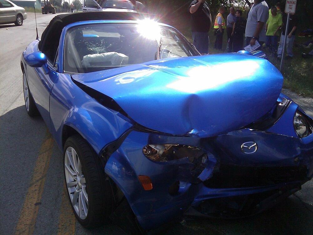 Personal Injury car
