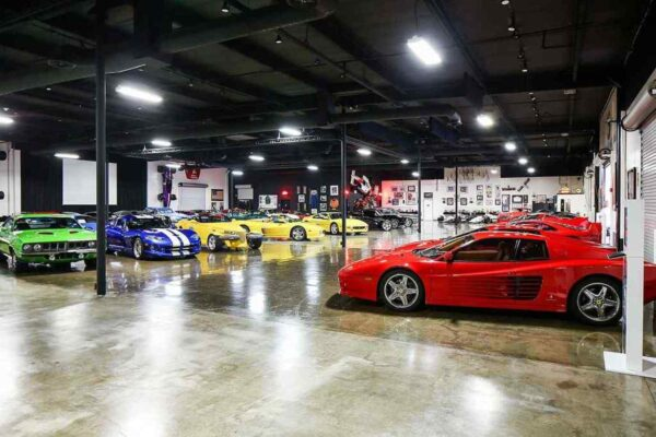 Marconi Automotive Museum Irvine