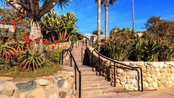 Heisler Park Laguna Beach, CA