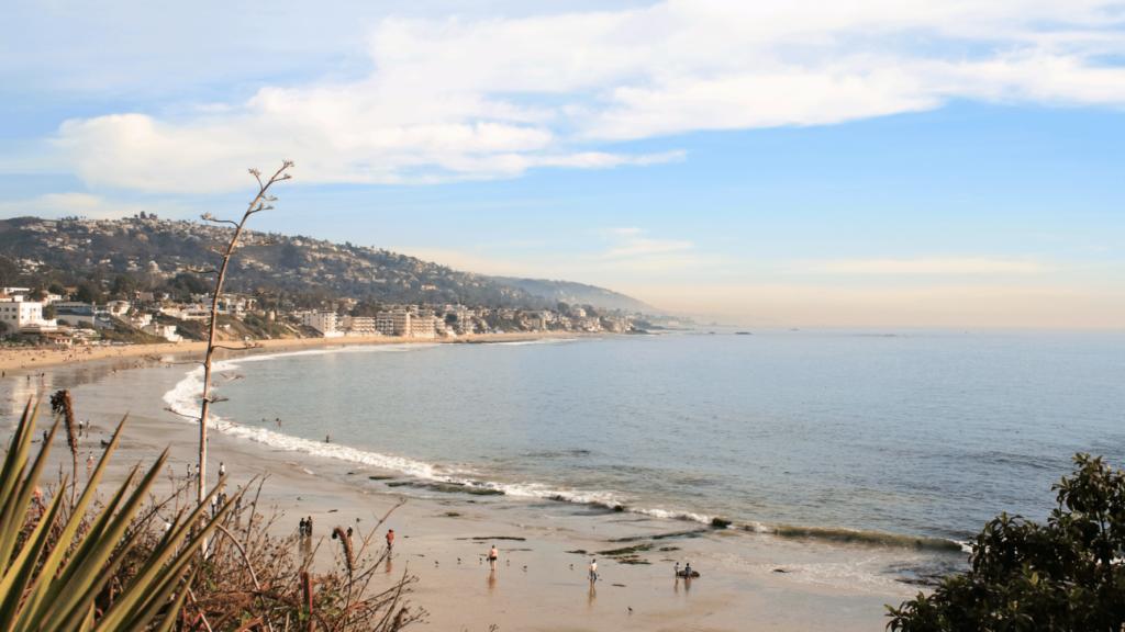History of Laguna Beach, CA