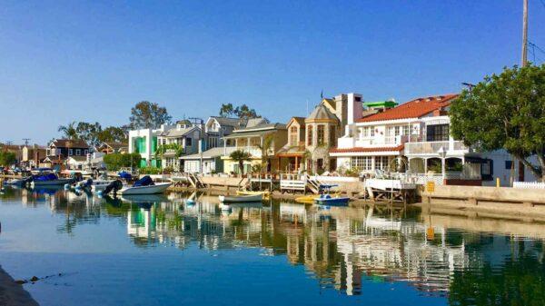 Balboa Island Newport Beach, CA
