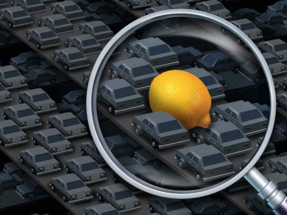 california lemon law summary