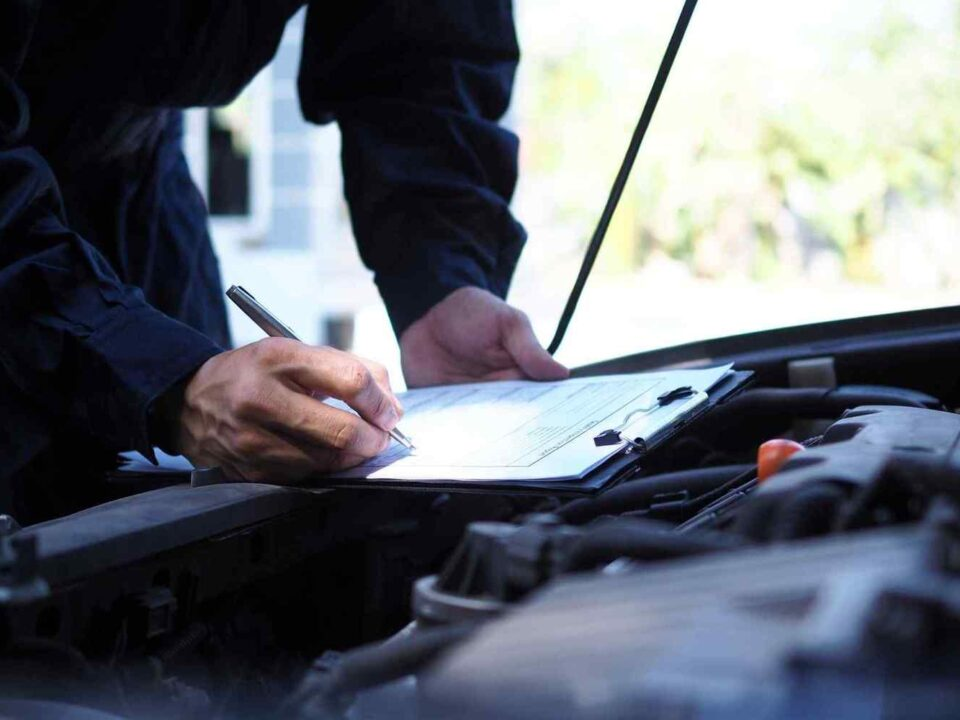 California lemon law vehicle inspection